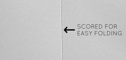 Scored Paper