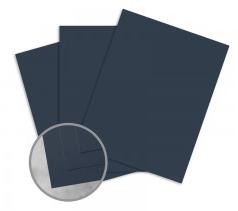 Curious Skin Dark Blue Paper