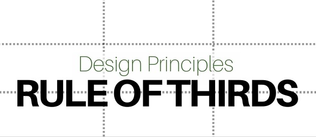 Design Principles: Rule of Thirds