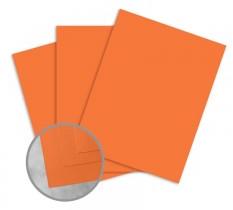 Exact Brights Bright Tangerine Paper