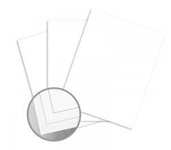 Futura White Card Stock
