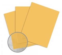 Manila File Gold Card Stock