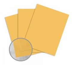 Manila File Gold Paper