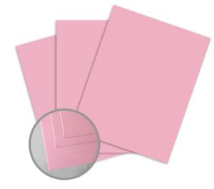 ColorMates Medium Pretty Pink Card Stock