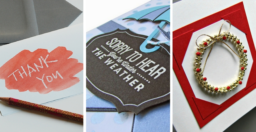 12 inspiring cards make at home