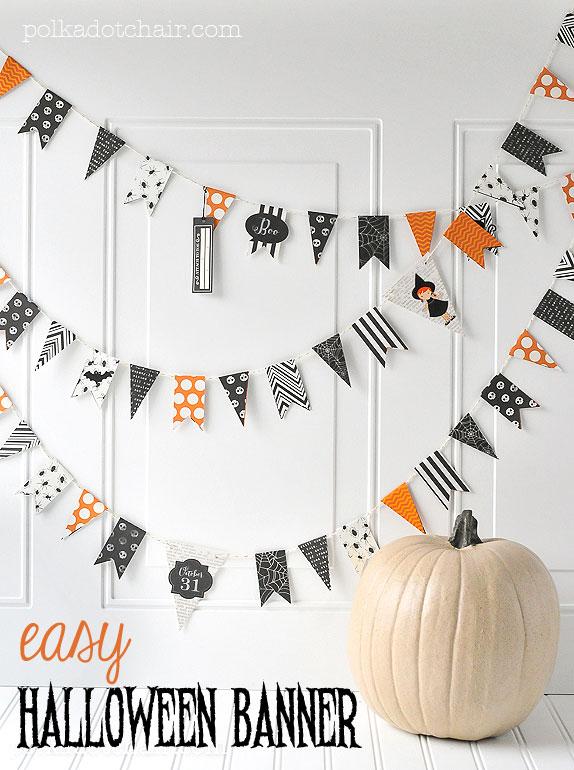 16 Halloween Paper Crafts Decorations Activities The