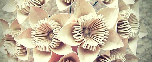 paper wedding decorations