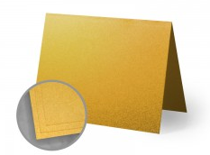 ASPIRE Petallics Gold Ore Folded Cards