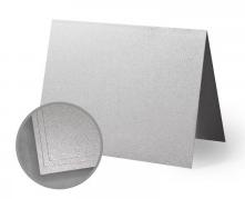 ASPIRE Petallics Silver Ore Folded Cards