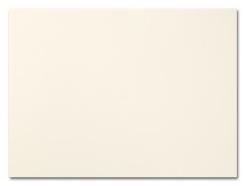 Fine Impressions Ecru Folded Cards