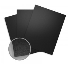 Petallics Black Ore Card Stock
