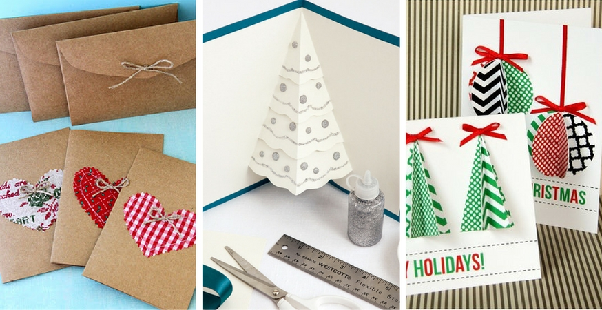 how to make best holiday cards ever - Best Holiday Cards