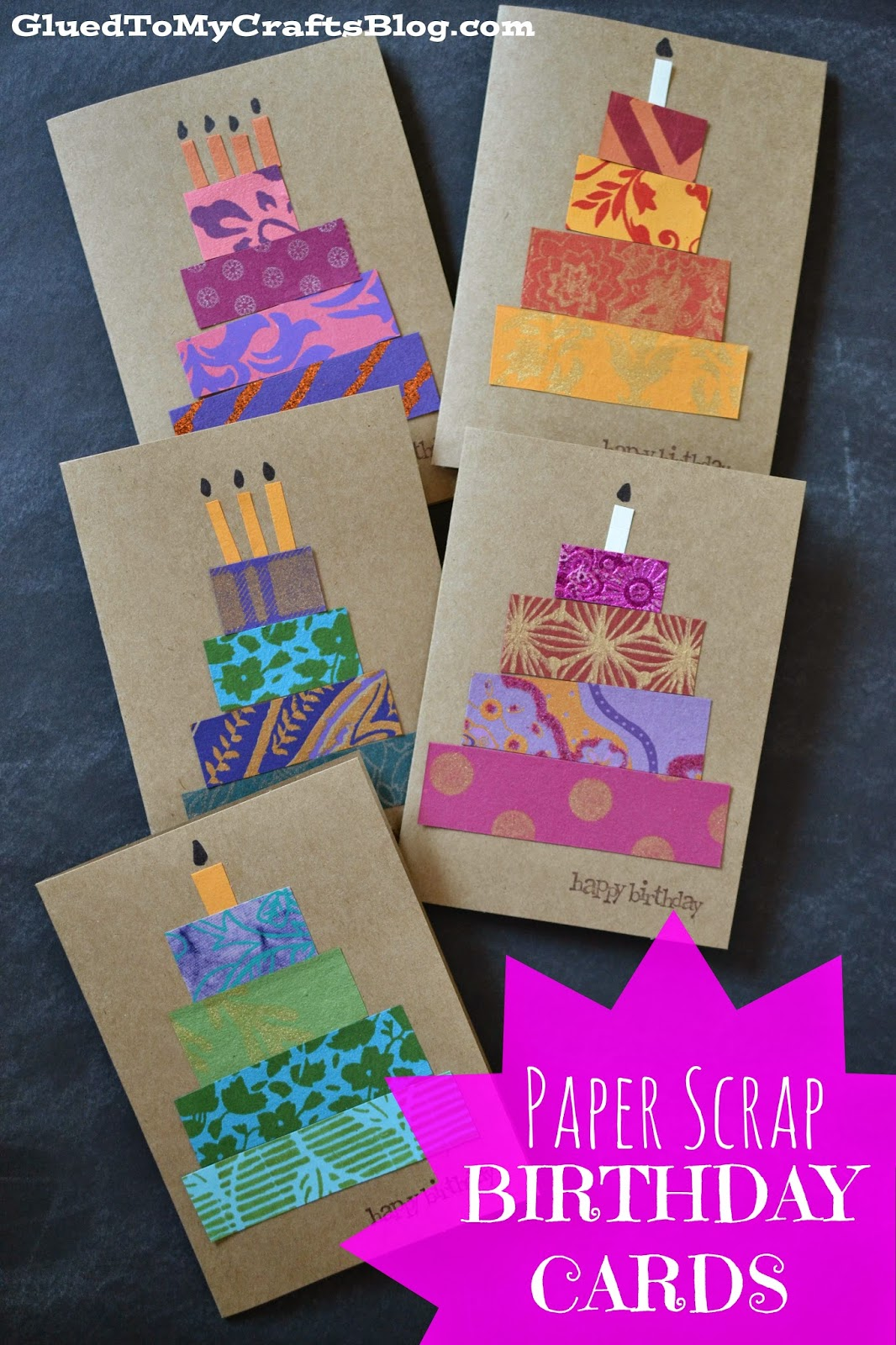 paper craft ideas for greeting cards 20 uses for paper scraps the paper 7854
