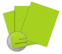 Astrobrights Terra Green Card Stock