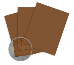 Cascata Chocolate Card Stock
