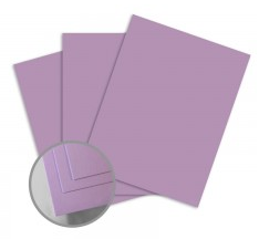 ColorMates Medium lovely Lilac Card Stock