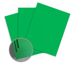 ColorMates Smooth & Silky Spring Green Card Stock