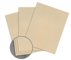 Loop Smooth Sandstone Card Stock