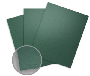 Stardream Emerald Card Stock