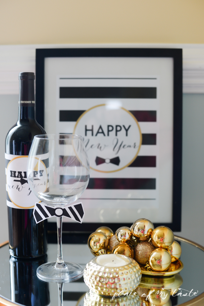 NYE New Years Eve Printables