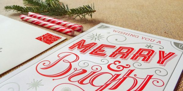 Christmas Wishes from The Paper Mill Store!