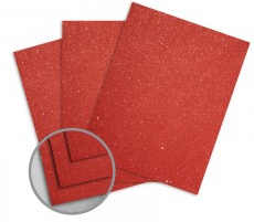 ColorMates Smooth & Silky Cherry Ice Dust Card Stock
