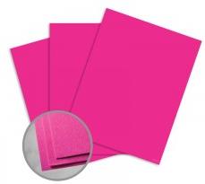 Firebal Fuchsia Card Stock