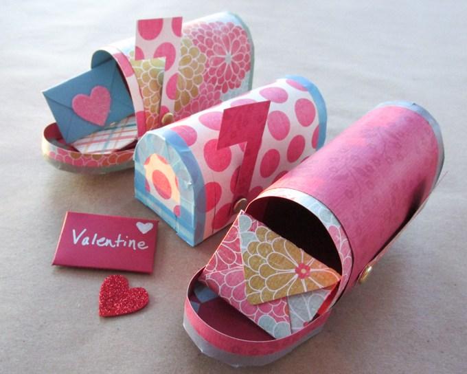 Valentine's miniatures by Bren Did