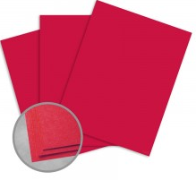 Astrobrights Re-Entry Red Card Stock