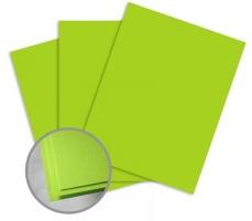Astrobrights Terra Green Card Stock