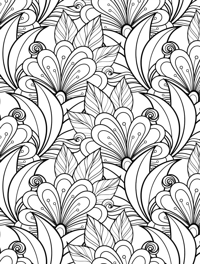 Everything You Need To Know About Adult Coloring The Paper Blog Coloring Book Pages