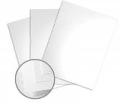 Color Copy Gloss Pure White Card Stock