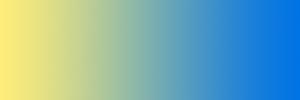 multicolored ombre