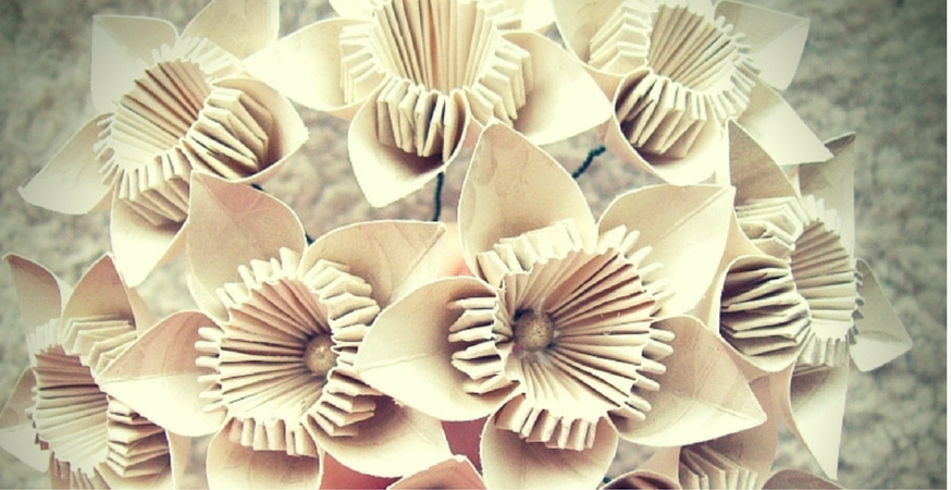 17 paper wedding decorations