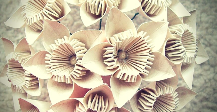 17 Paper Decorations For Your DIY Wedding The Blog