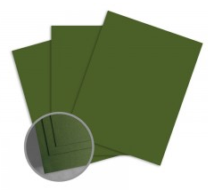 ColorMates Deep Spring Green Card Stock
