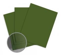 ColorMates Deep Spring Green Card Stock