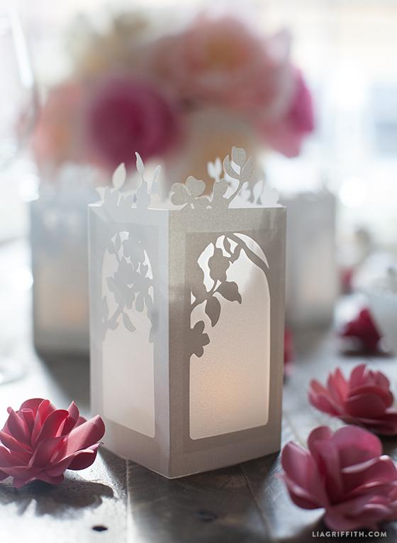 spring summer paper lanterns diy wedding decorations