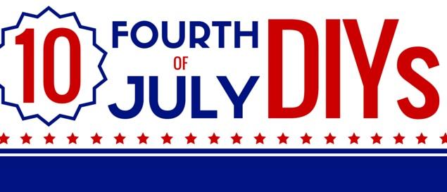 10 fourth 4th of july diys