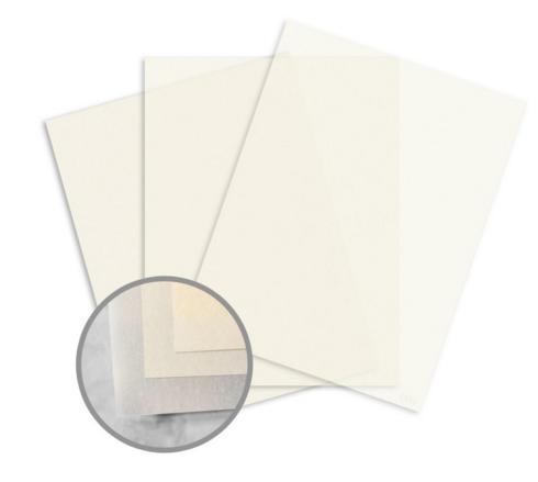 Glama Natural Ivory Paper