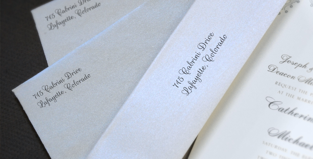 A Comprehensive Guide to your Wedding Stationery Suite | The Paper Blog