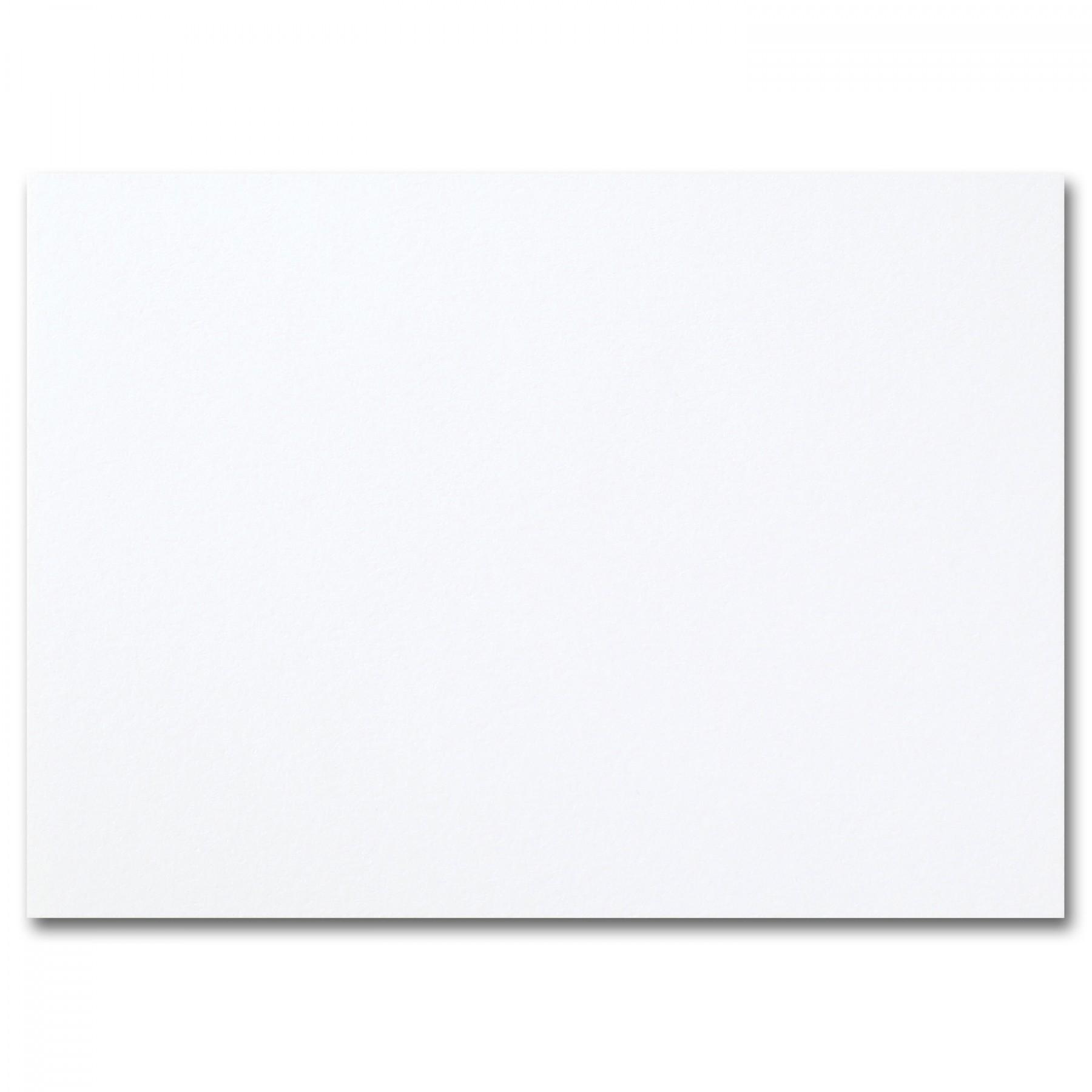 Hi White Notecards