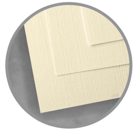 linen finish paper