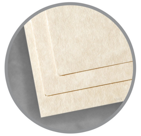 vellum finish paper
