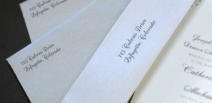 Dos and Don'ts for Writing Wedding Thank You Cards