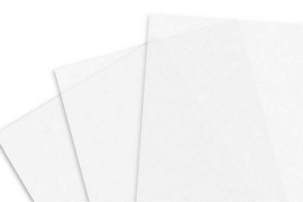 introducing folio sized onion skin paper