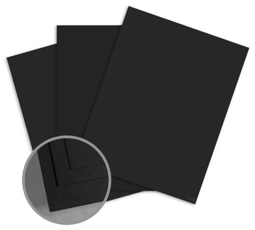 black card stock
