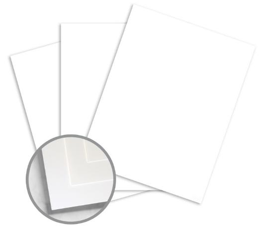 bright white cardstock card stock