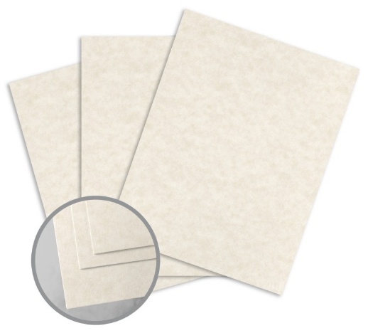 parchment cardstock card stock