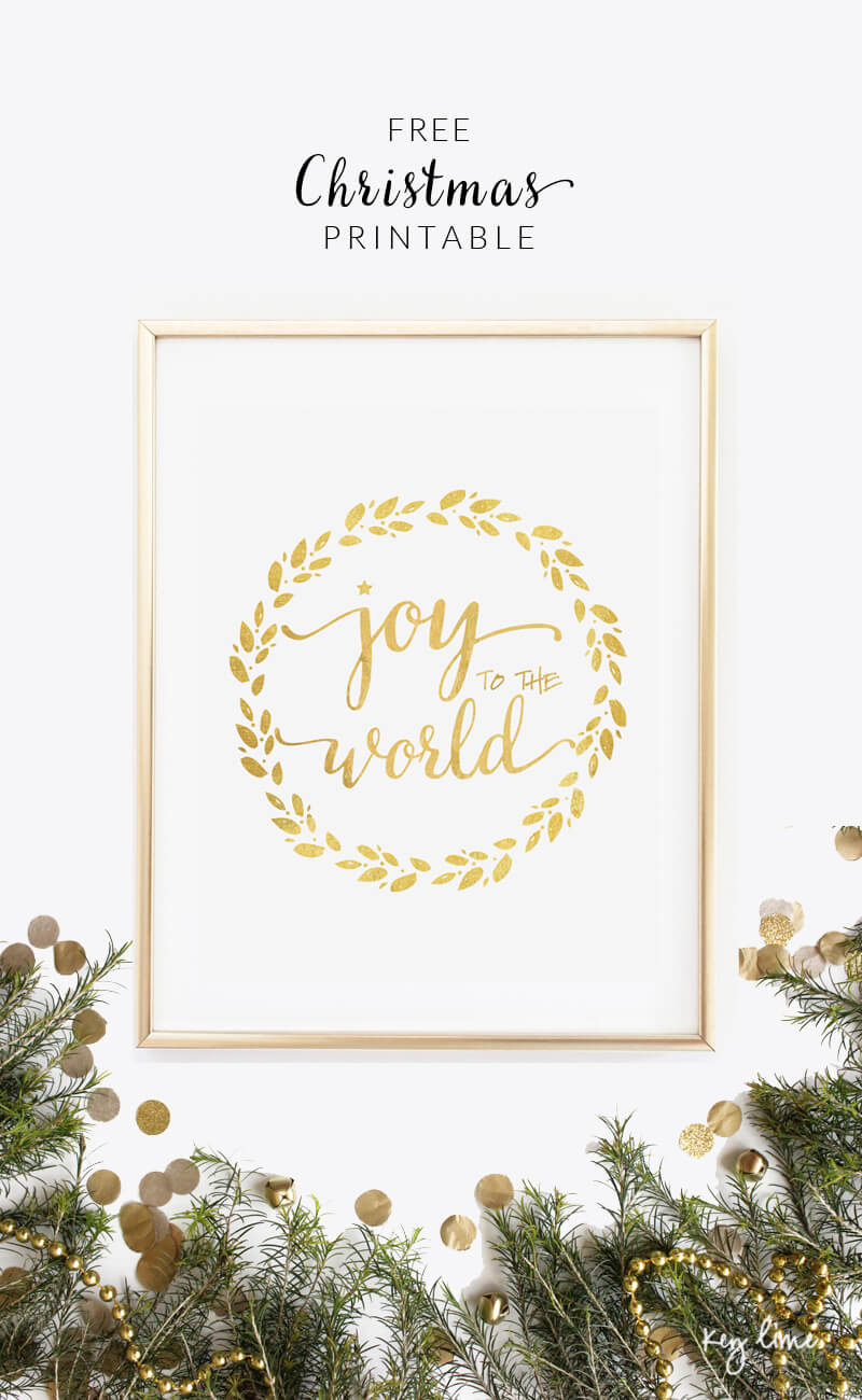 lil luna joy to the world printable